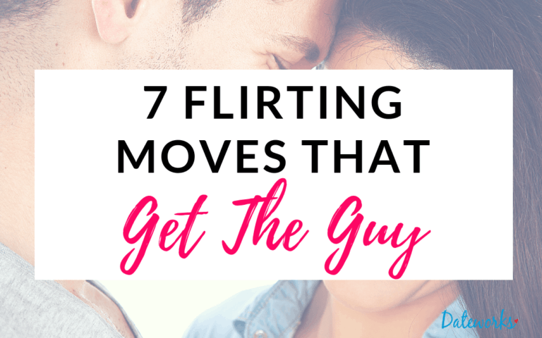 8 Subtle Flirting Moves That Guys Love