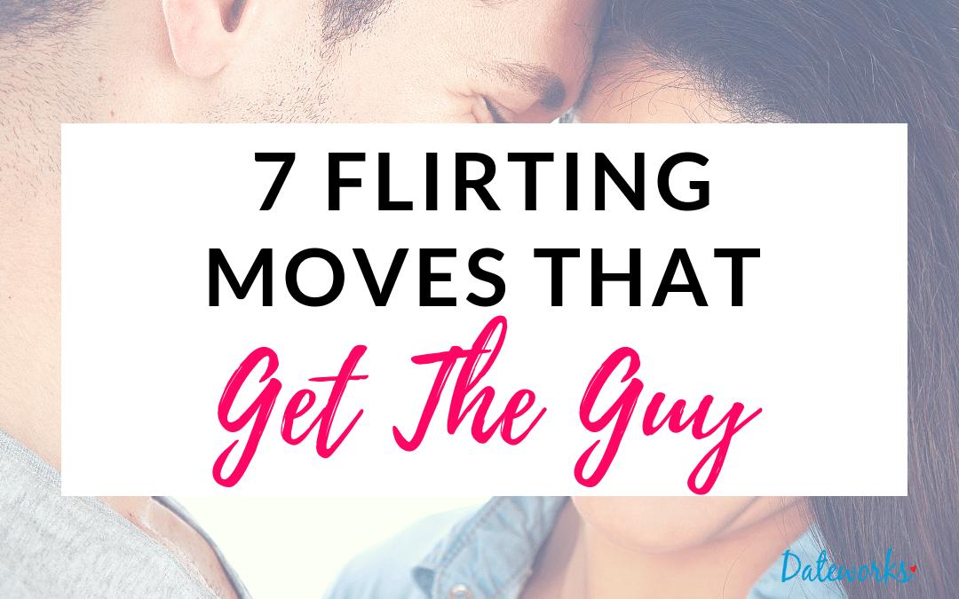 7 Subtle Flirting Moves That Guys Love