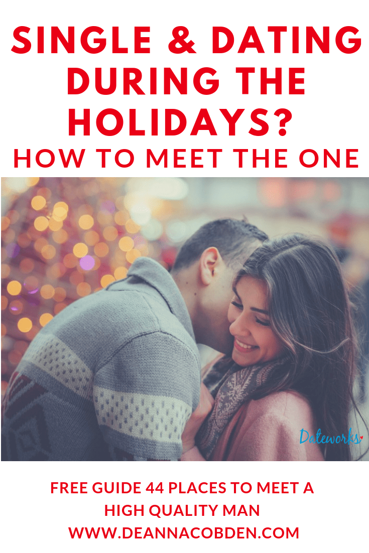 Single at Christmas & Dating During The Holidays
