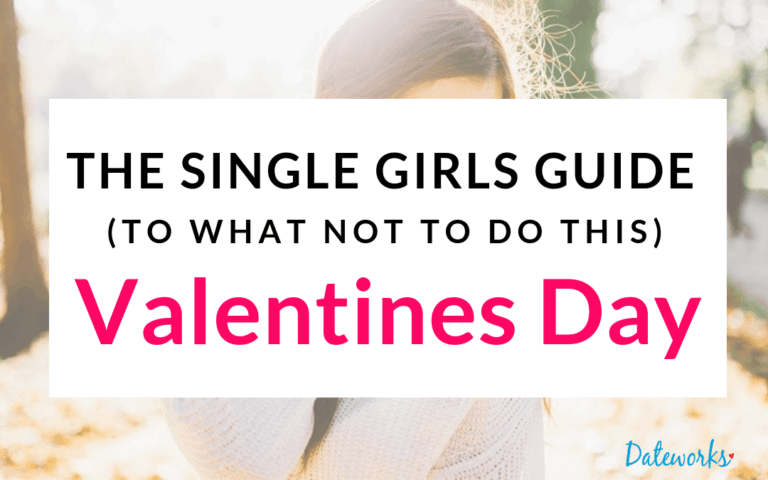 What Not To Do This Valentine's Day