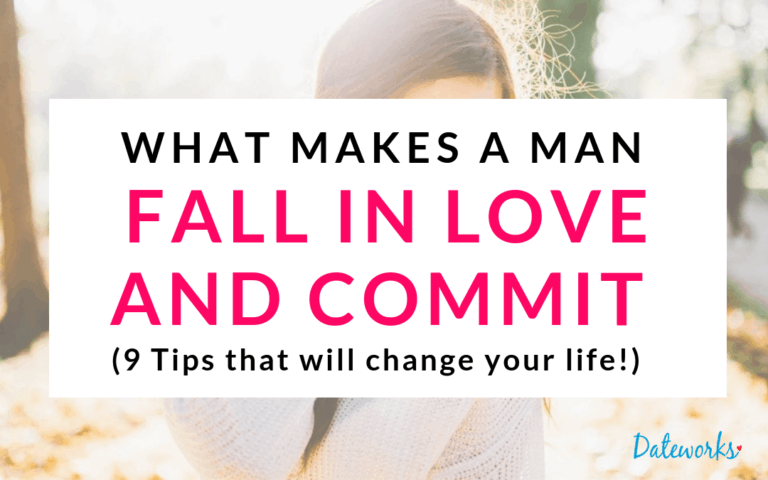 What Makes A Man Fall In Love and Commit (9 Things that will change your life)