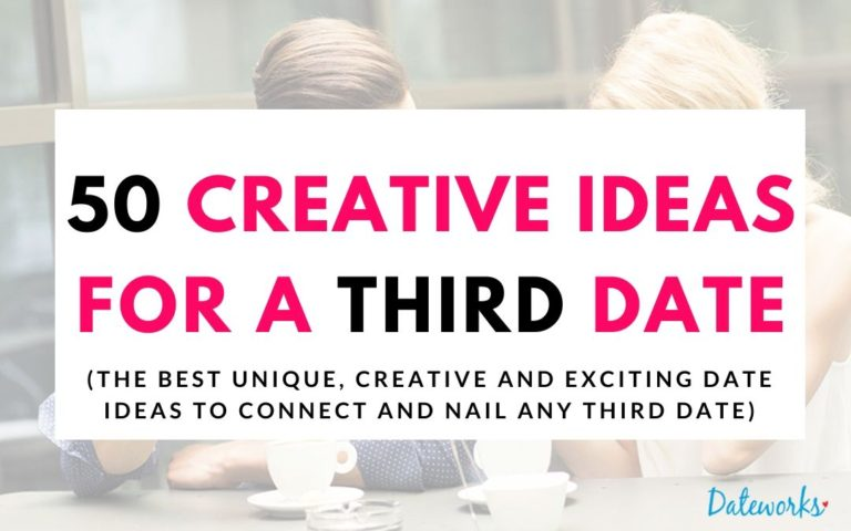 50 Creative Ideas For A Third Date (Best Unique & Exciting Activities)