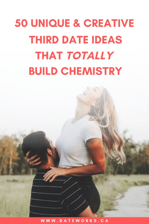Looking for ideas for a third date? Then look no further than these 50 dates ideas that are creative, unique and filled with activities that are totally exciting.