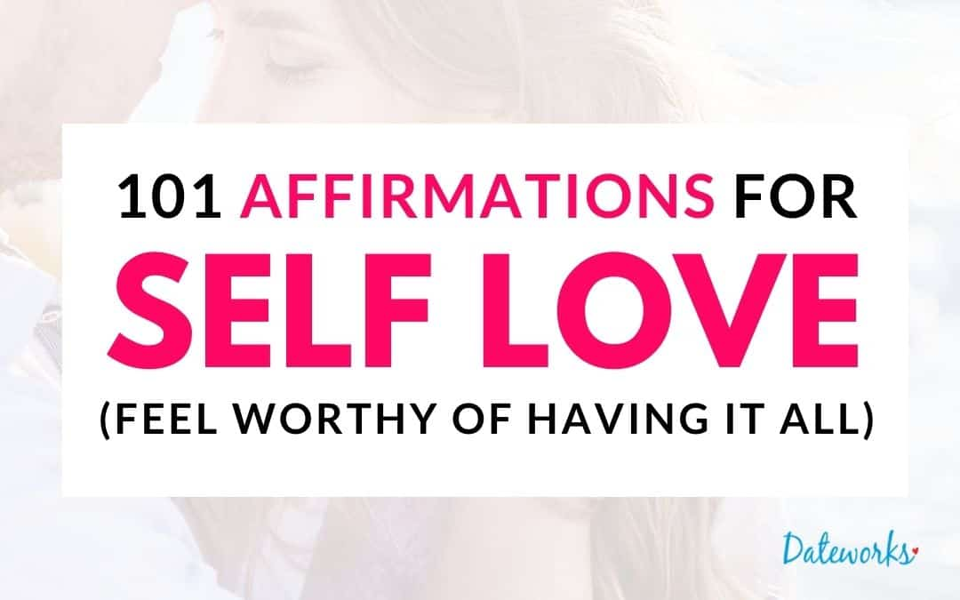 Powerful Self Love Affirmations, Mantra's & Quotes
