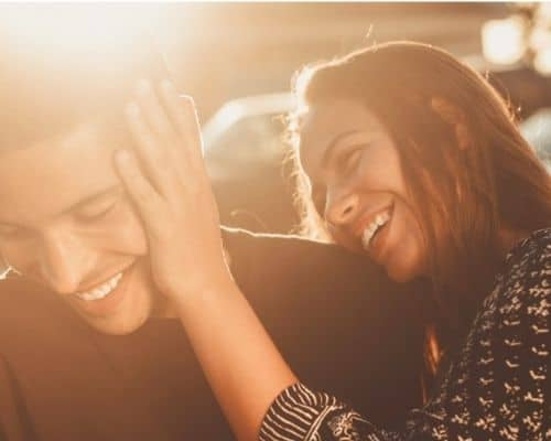 Laugh with your partner with these funny, flirty this or that would you rather questions.